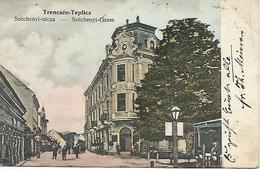 1913 - TRENCIANSKE TEPLICE,  Gute Zustand, 2 Scan - Slovakia