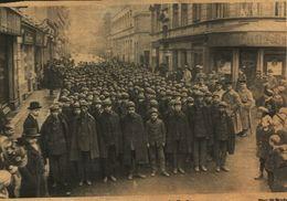 Tuerkische Handwerkslehrlinge In Berlin /Druck,entnommen Aus Zeitschrift /1917 - Bücher, Zeitschriften, Comics
