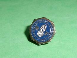 Pin's :  Police , Gendarmerie Nationale   TB2X - Polizia