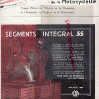 REVUE L' OFFICIEL AUTOMOBILE CYCLE MOTOCYCLETTE- MOTO-AUTO- 1935-N° 28-RODAGYL-RAFFINERIE DONGES-SERCO-PETROLE-CITROEN- - Auto