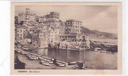 CARD GENOVA- BOCCADASSE BARCHE IN RIPOSO-FP-N-2-0882-28140 - Genova (Genoa)