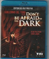 BLU RAY  Don't Be Afraid Of The Dark + Livret    Etat: TTB Port 130 Gr - Fantasy