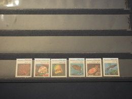PALAU - 1983 PITTORICA/TEMATICHE 6 VALORI - NUOVI(++) - Palau