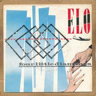 "7"" Single, The Electric Light Orchestra, Four Little Diamonds - Disco, Pop"