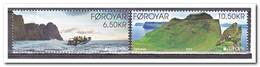 Faroer 2012, Postfris MNH, Europe, Cept, Nature - Féroé (Iles)