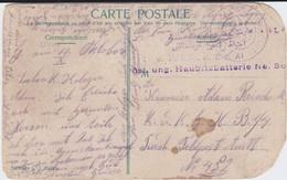 Österreich KuK Feldpost Kte Konstantinopel Türkei Turkey 1917 - 1850-1918 Empire