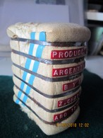 AUTHENTIC COTTON FADER - MINIATURE 9 X 5 CM- HARVEST OF THE ARGENTINE CHACO OF 1982 - Made By BUNGE - 200 GRAMS - Other