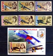 Cuba 2011 / Aviation Airplanes Aircrafts MNH Aviacion Luftfahrt / Cu8501  C3 - Aviones