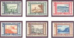 Italie: Yvert N°  A 42/47**; MNH - 1900-44 Vittorio Emanuele III