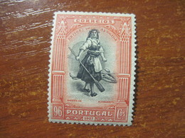 Azores Portugal 1927 Independence Brites De Almeida 96 C MLH - 1910-... Republic