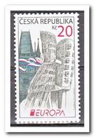 Tsjechië 2012, Postfris MNH, Europe, Cept, Buildings - Tsjechië