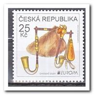 Tsjechië 2014, Postfris MNH, Europe, Cept, Music Instruments - Tsjechië