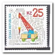 Tsjechië 2015, Postfris MNH, Europe, Cept, Toys - Tsjechië