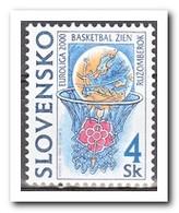 Slowakije 2000, Postfris MNH, Basketball, Sport - Slowakije