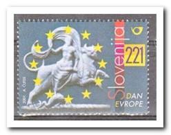 Slovenië 2001, Postfris MNH, Europe - Slovenië