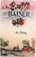 Ciney NA14: Un Baiser De Ciney 1965 - Ciney