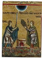 Sicilia Monreale Caino E Abele Offrono Doni A Dio Non Viaggiata - Italia