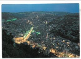 Sicilia Modica (Ragusa) Panorama Notturno Non Viaggiata - Modica