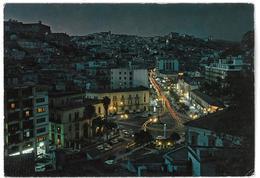 Sicilia Modica (Ragusa) Vista Di Notte Non Viaggiata - Modica