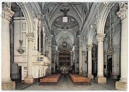 Sicilia Modica (Ragusa) Chiesa Madre S. Giorgio - Interno Non Viaggiata - Modica
