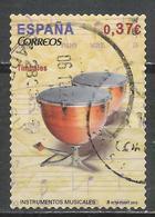 Spain 2013. Scott #3898 (U) Timbales, Percussion Instruments * - 2011-... Oblitérés