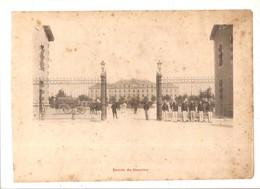Militaria Photo Recto Verso Colonel St Didier Entrée Quartier Photo Issue D'un Album De 1901 Du 16 ème Dragons De Reims - Unclassified