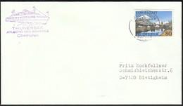 Switzerland / Ship, Shiffe / MS OBERHOFEN / Thunersee / 1977 - Barcos