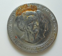 Medal (30mm) Netherlands * 25 Jaar Vrit * Koningin Wilhelmina Koningin Juliana * 1970 - Netherland