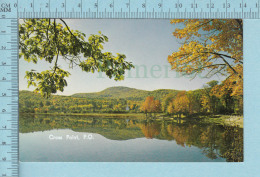 Cross Point Quebec -  Photo Par H.P. Detjens -  Carte Postale, Postcard - Quebec