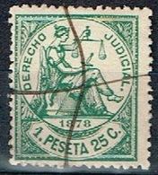 Derecho Judicial Antillas, 1878, 1,25p. - Fiscales