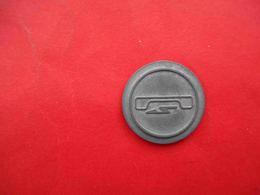 USSR ZHITOMIR Ukraine Unusual Local Telephone Token. Type #1 - Tokens & Medals