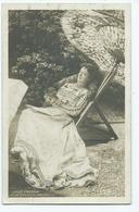 Actress Postcard Rp    Louie Freear Ralph Dunn And Co. .  Posted 1906 - Teatro