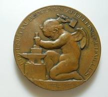 Medal (41mm) Telcs * Edelmetaal Bedruven Afdeeling Medailles * Trecht * Netherlands???? - Netherland