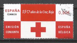 Spain 2013. Scott #3939 (U) International Red Cross, 150th Anniv. * - 2011-... Oblitérés