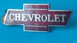 Logo  CHEVROLET - Honda