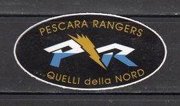 Pescara Rangers - Quelli Della Nord - - Autocollants