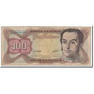 Billet, Venezuela, 100 Bolivares, 1998, 1998-10-13, KM:66g, TB - Venezuela
