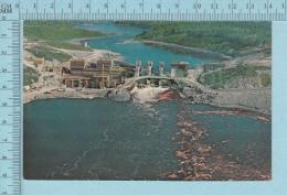 Notre Dame Du Nord Quebec - La Premiere Chute D'Hydro-Quebec  - Carte Postale, Postcard - Quebec