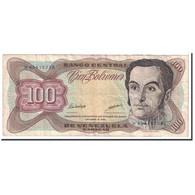 Billet, Venezuela, 100 Bolivares, 1998, 1998-10-29, KM:66g, TTB - Venezuela