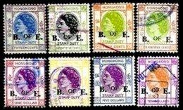 HONG-KONG, Bill Of Exchange, Used, F/VF - Hong Kong (...-1997)