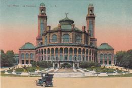 Old Postcard Post Card - Car - Paris France 75 - Palais Du Trocadéro - Palace - VG Condtion - Unused - 2 Scans - France