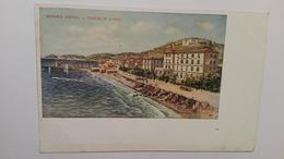 Oneglia (Imperia) - Grand Hotel - Imperia