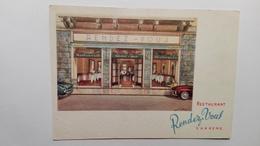 1957 - Sanremo - Ristorante Rendez Vous - San Remo