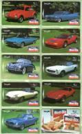 New Zealand - 1995 Sanitarium Weetbix Classic Cars Set (10) - NZ-A-91/100 - Mint - New Zealand