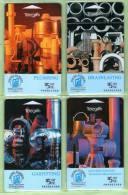 New Zealand - 1995 Master Plumbers Set (4) - NZ-A-119/22 - Mint - New Zealand