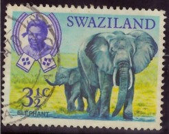Suazilândia  1969 - Native Wild Animals *** - Swaziland (1968-...)