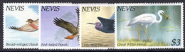 Nevis 1985 Local Hawks And Herons Unmounted Mint. - St.Kitts And Nevis ( 1983-...)