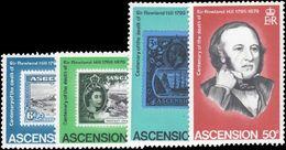 Ascension 1979 Rowland Hill Unmounted Mint. - Ascension (Ile De L')
