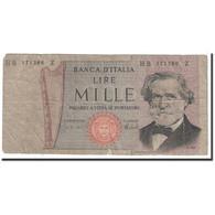 Billet, Italie, 1000 Lire, 1973, 1973-02-15, KM:101c, B - [ 2] 1946-… : République