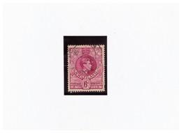 Suazilândia  1938 -1954 King George VI # Trés Bon état # - Swaziland (1968-...)